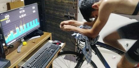Indoor Cycling / FTP Training
